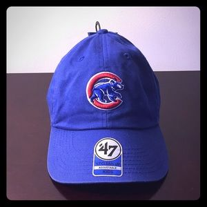 Other - NWT Chicago Cubs Adjustable Kids Hat (OS)